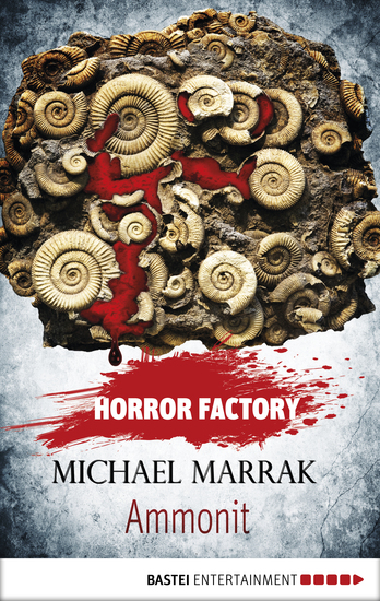 Horror Factory - Ammonit - cover