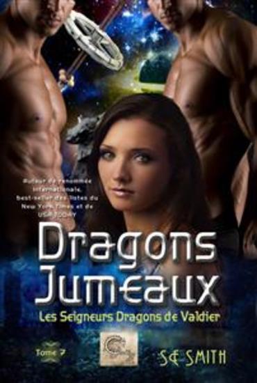 Dragons Jumeaux - Les Seigneurs Dragons de Valdier tome 7 - cover