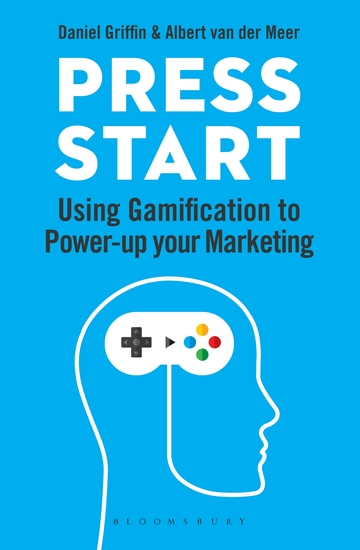 Press Start - Using gamification to power-up your marketing - cover