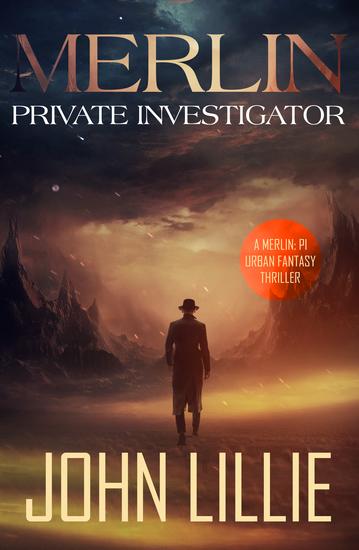 Merlin - Private Investigator - cover