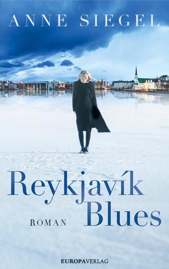 Reykjavík Blues - cover