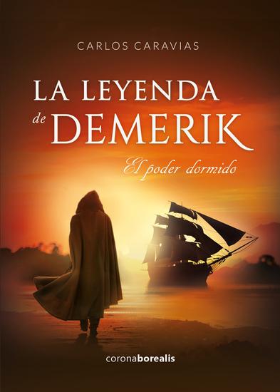 La leyenda de Demerik - El poder dormido - cover