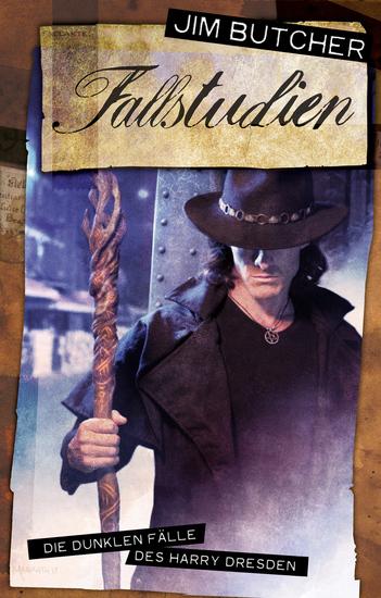 Fallstudien - Die dunklen Fälle des Harry Dresden: Anthologie - cover