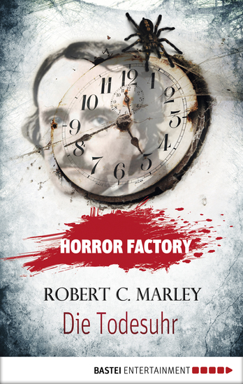 Horror Factory - Die Todesuhr - cover