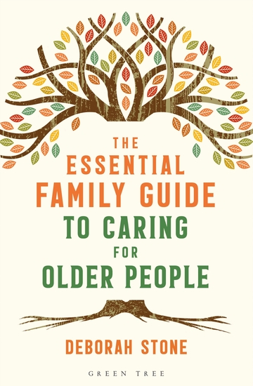 The Essential Family Guide to Caring for Older People - cover