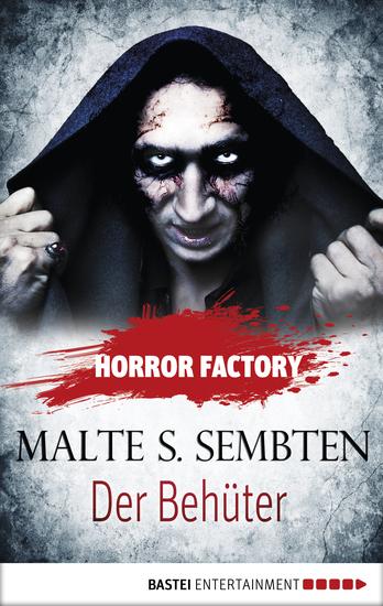 Horror Factory - Der Behüter - cover