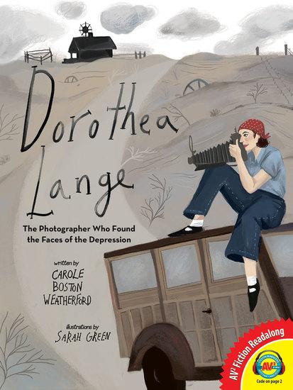 Dorothea Lange - cover