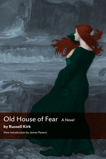 Old House of Fear - cover