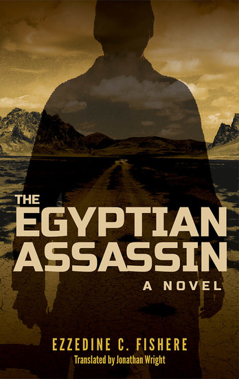 The Egyptian Assassin - A Novel - cover