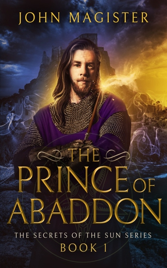 The Prince of Abaddon - cover