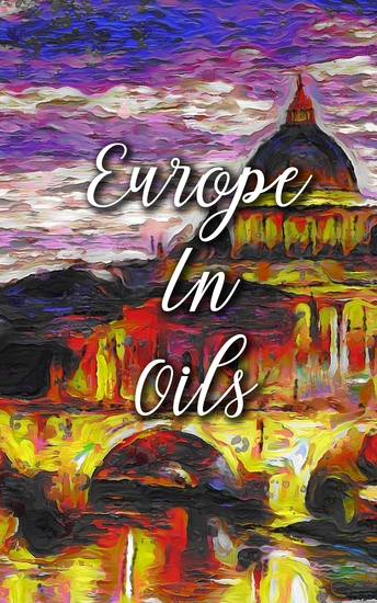 Europe In Oils - cover