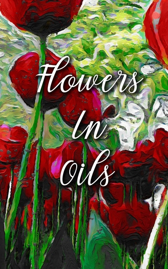 Flowers In Oils - cover