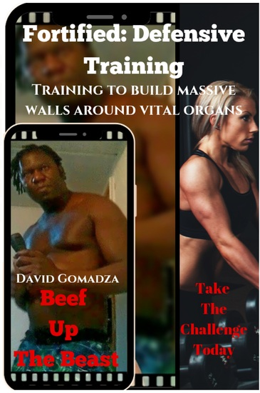 Fortified Defensive Training - Training To Build Massive Walls Around Vital Organs - cover