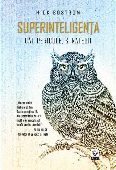 Superinteligenta - cover