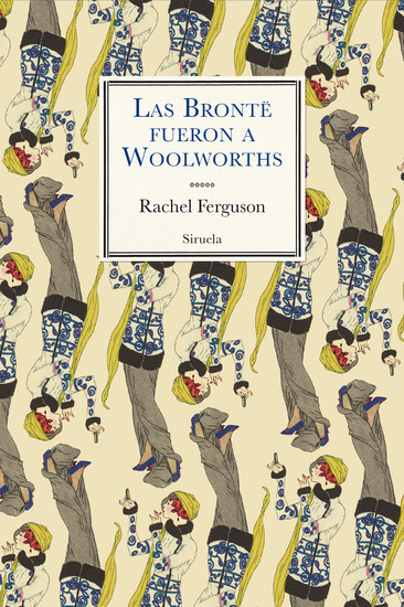 Las Brontë fueron a Woolworths - cover