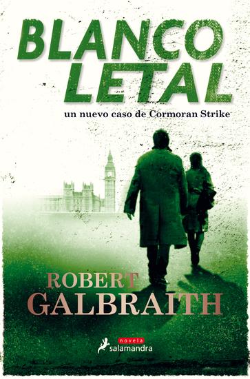 Blanco letal - cover