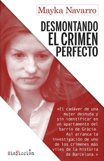 Desmontando el crimen perfecto - cover