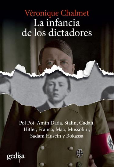 La infancia de los dictadores - cover