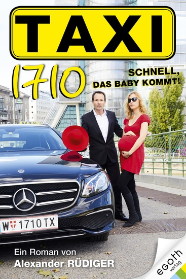 Taxi 1710 - Schnell das Baby kommt! - cover
