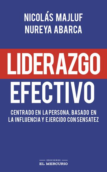 Liderazgo efectivo - cover
