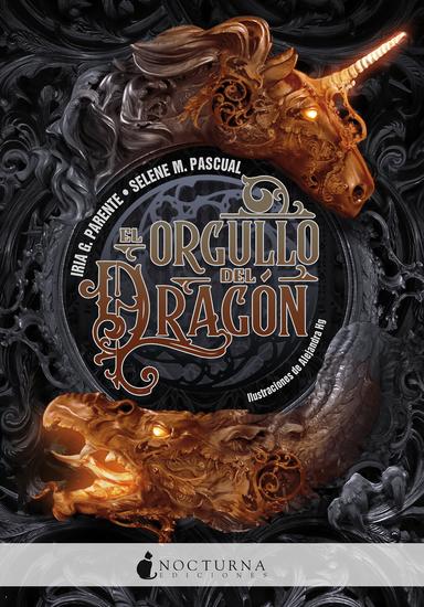 El orgullo del dragón - cover