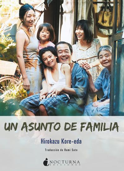 Un asunto de familia - cover