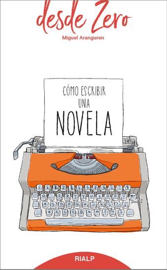 Cómo escribir una novela - cover
