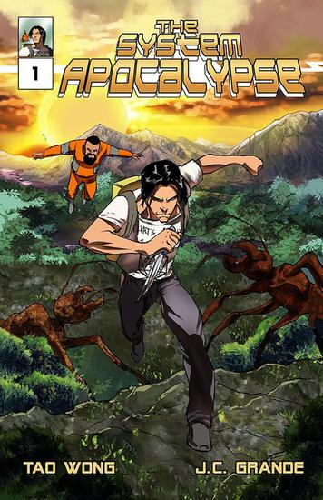 System Apocalypse Issue 1 - System Apocalypse Comics #1 - cover