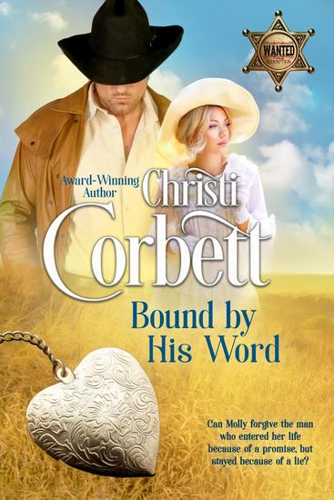 Bound by his Word - Redemption Bluff #3 - cover