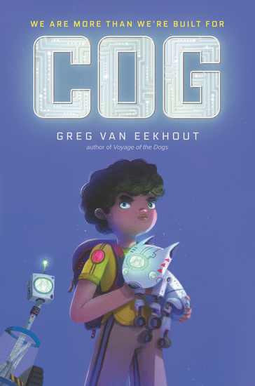 Cog - cover