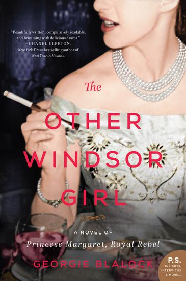 The Other Windsor Girl - A Novel of Princess Margaret Royal Rebel - cover