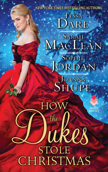 How the Dukes Stole Christmas - A Christmas Romance Anthology - cover