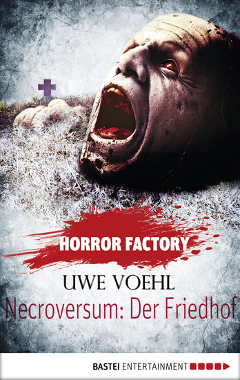 Horror Factory - Necroversum: Der Friedhof - cover