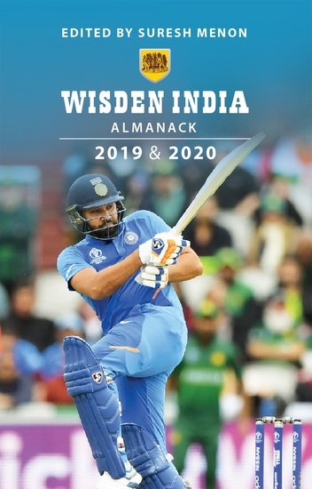 Wisden India Almanack 2019 & 20 - cover