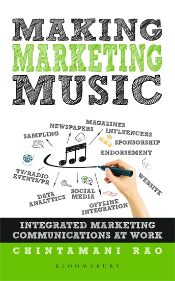 Making Marketing Music - Integrated Marketing Communications at Work - cover