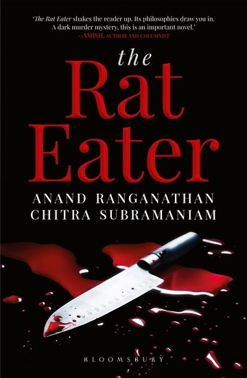 The Rat Eater - cover