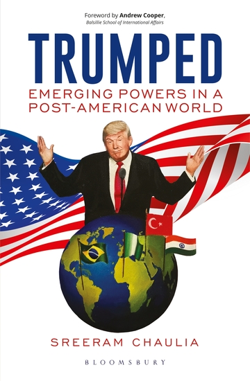 Trumped - Emerging Powers in a Post-American World - cover
