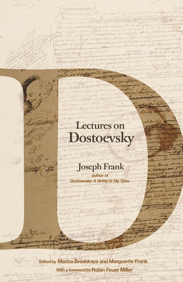 Lectures on Dostoevsky - cover