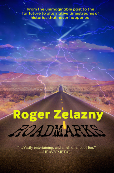 Roadmarks - cover