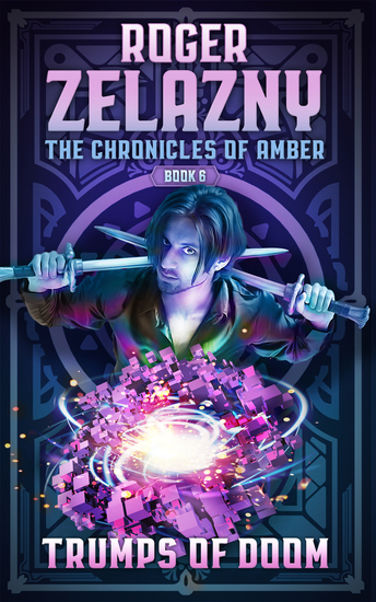 Trumps of Doom - The Chronicles of Amber Book 6 - cover