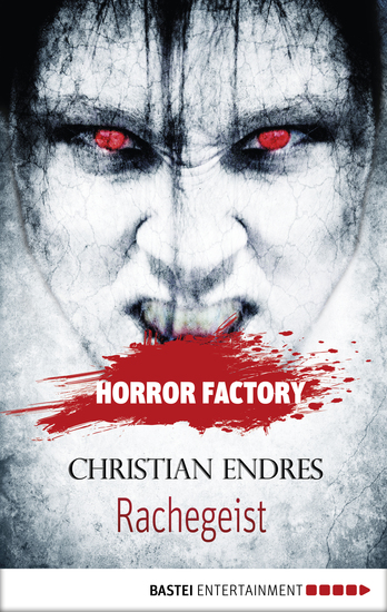 Horror Factory - Rachegeist - cover