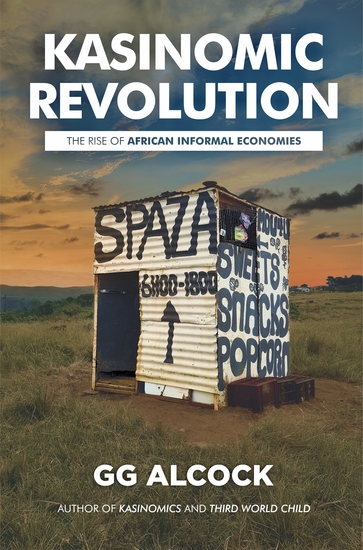 KasiNomic Revolution - The Rise of African Informal Economies - cover