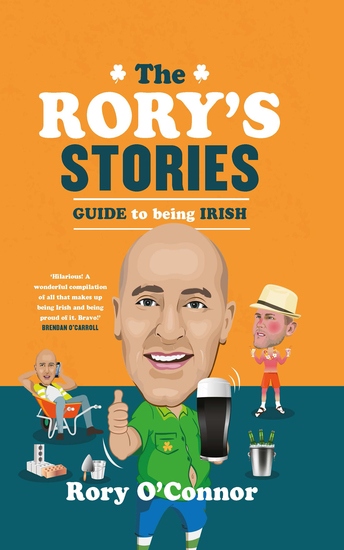 The Rory's Stories Guide to Being Irish - cover