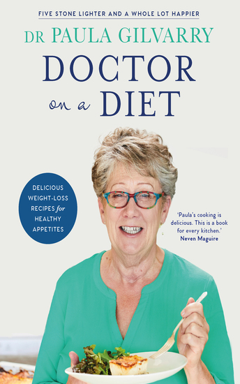 Doctor on a Diet - Delicious weight-loss recipes for healthy appetites - cover