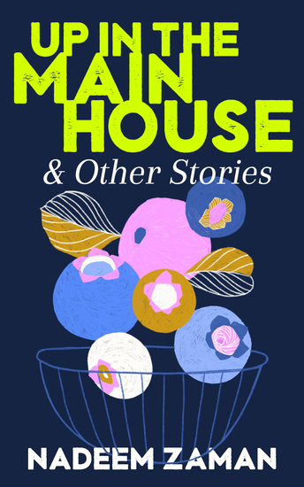Up in the Main House & Other Stories - cover