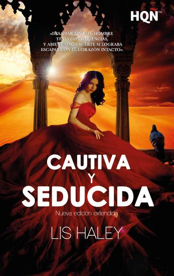 Cautiva y seducida - cover