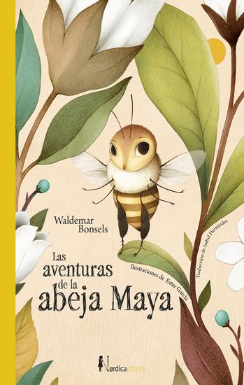 La abeja Maya - cover