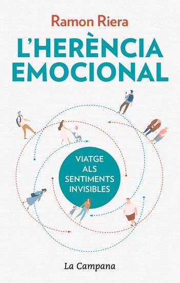 L'herència emocional - cover