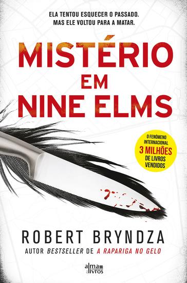 Mistério em Nine Elms - cover