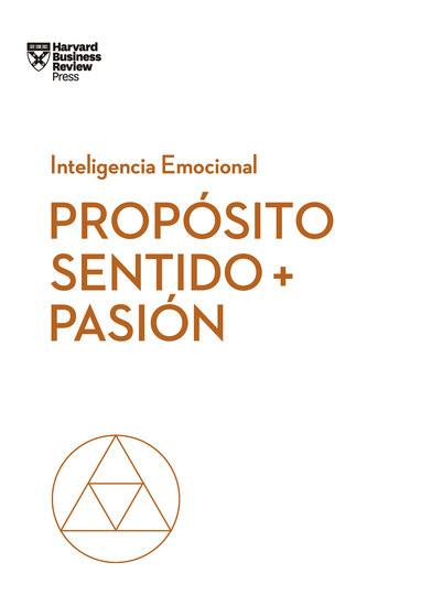 Propósito sentido y pasión - cover